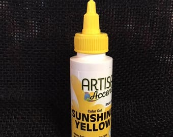 Artisan Accents Sunshine Yello