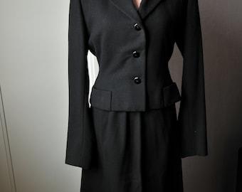 1940s vintage wool suit