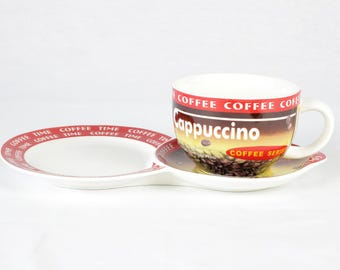 Cappuccino Cup andSaucer