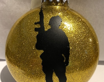 Armed Forces Holiday Ornament