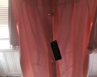 New Old Stock Soft Pink Bathrobe