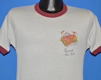 80s Yarmouth Nova Scotia Lobster Trap t-shirt Small