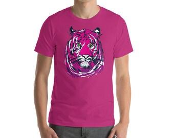 Tiger Shirt || Spirit Tiger || Cat Shirt || Spirit Animal Shirt