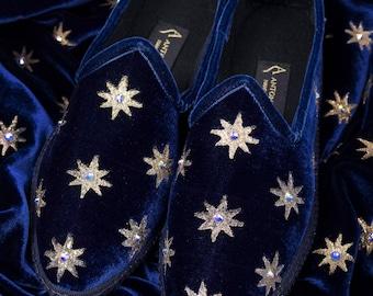 Pantuffe - Handmade Venetian Walking Slippers
