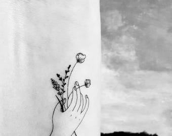 Holding Hands with Nature