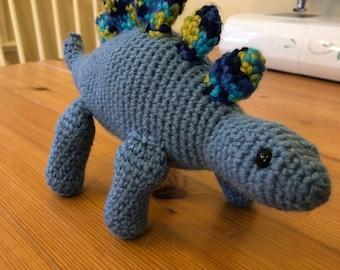 Stuffed Stegosaurus
