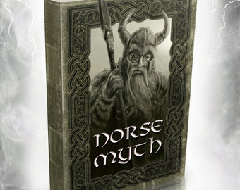 Norse Mythology - 181 Old Books on DVD - Vintage Vikings Teutonic Thor Odin Gods Legend Valhalla