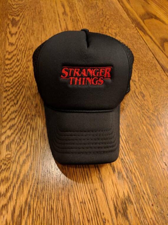 Stranger Things (Eleven, upside down, 80s)