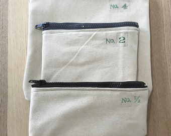 Pack of 3 Snack Bags