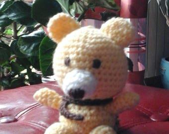 Fifi the small Teddy bear