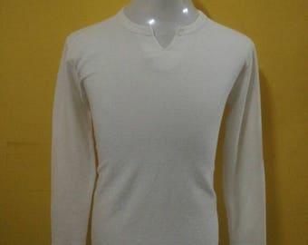 Kansai Yamamoto t-shirt Plain Long Sleeve