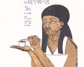 Merit Ptah, Chief Physician in Ancient Egypt, Portrait of the Earliest Known Woman in STEM, History of Medicine