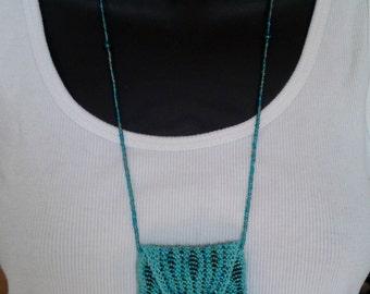 Amulet Bag - Seafoam