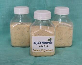 Oatmeal, Milk, & Honey - Milk Bath
