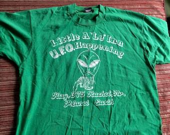 Alien T-Shirt,UFO T-Shirt,Collectible UFO Shirt,Nevada TShirt,Planet Earth T-Shirt,Alien Clothes,Alien Nevada,Space Ship TShirt,UFO Nevada