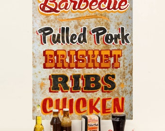 Worlds Best Barbecue Food Wall Decal - #67026