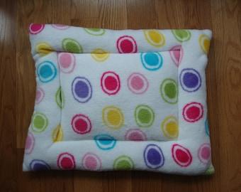 Circles Puffy Pet Bed