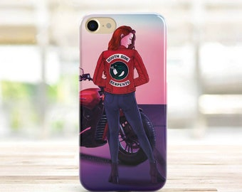 Riverdale Iphone X Case Samsung Note 8 Case Iphone 7 Plus Case Iphone 8 Plus Case Iphone 7 Case Iphone 8 Case Silicone Case Iphone 6 Case