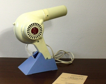 Vintage hair dryer Rotel with dryer