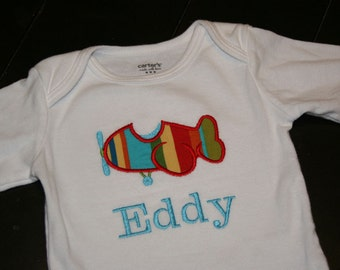 Airplane baby etsy airplane bodysuit airplane baby gift personalized baby plane bodysuit plane baby gift negle Gallery