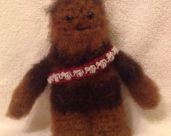 Star Wars Wookiee Stuffie Chewbacca Crochet