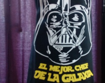 Best Chef apron in the Galaxy