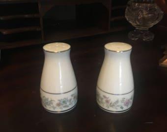 Noritake Japan Salt and Pepper Shakers