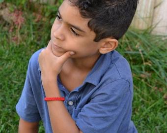 Boys Christian Knotted Bracelets