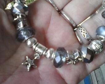 Star Bright, Euro style bracelet