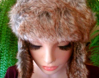 womens aviator hat