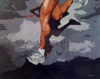 Runner - Sports Print