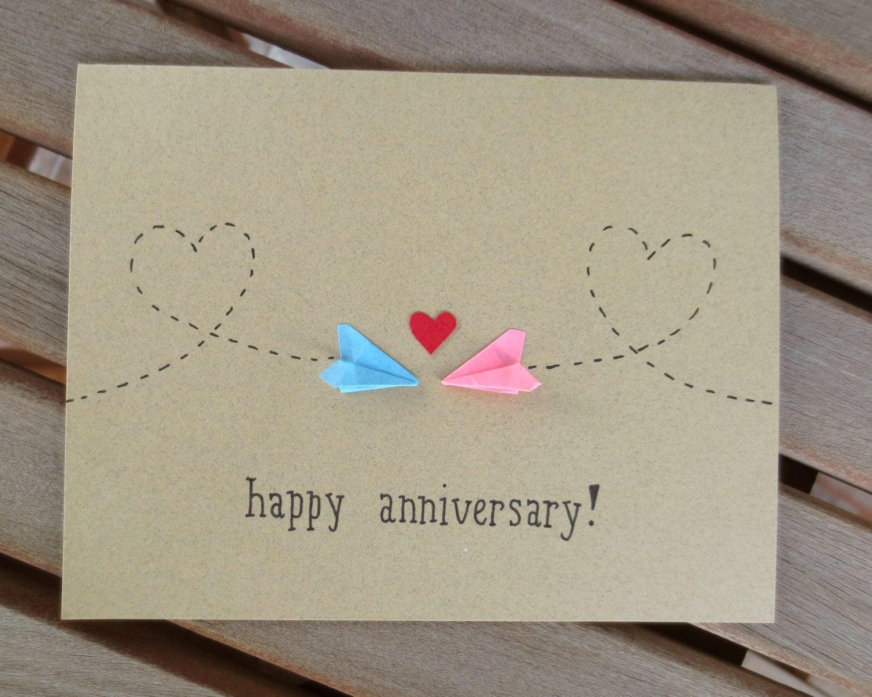 Happy Birthday Husband Ldr ~ Anniversary card long distance anniversary card happy