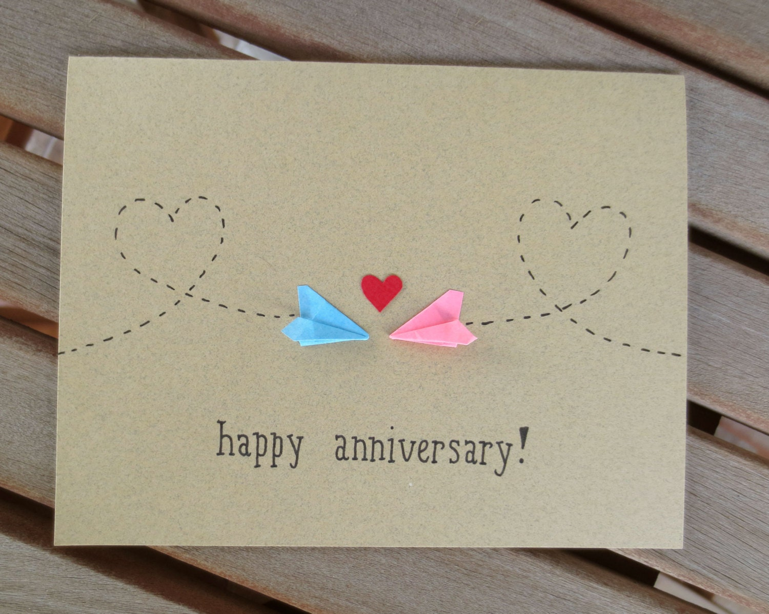 🔎zoom  Print Your Own Anniversary Card