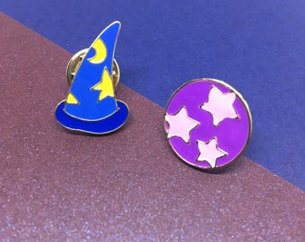 Fantasia Wizard Hat And Crystal Ball