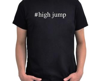 Hashtag High Jump  T-Shirt