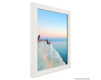 """Craig Frames, 20x30 Inch Modern Off-White Picture Frame, Colori 0.75"""" Wide (720212030)"""
