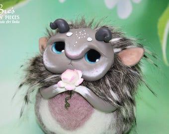 "Fantasy Creature Art Doll ~""I'm Sorry Snugglet"""