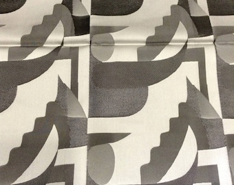 Coupon von Taft schwarz geometrische Muster