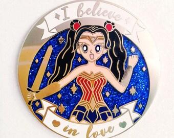 Sailor Diana Enamel Pin SECONDS
