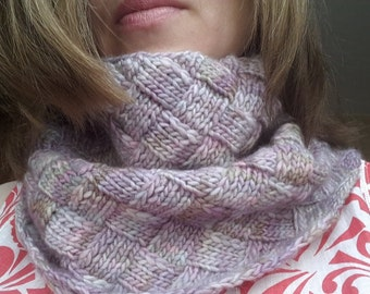 Knit Snood Warm Snood Warm cowl Neck warmer