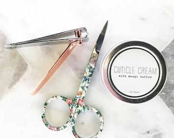 Cuticle Cream - 1/2 Ounce
