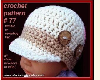 Baby dress crochet pattern 963 patterns for kids babies newsboy hat crochet hat pattern newsboy visor cap num 77 newborn baby to adult dt1010fo