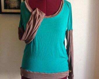 Organic Bamboo jersey Shirt