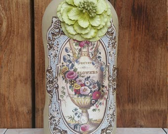 Poetry of Flowers Bottle