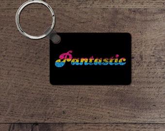 Pantastic key chain