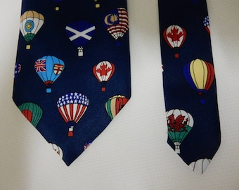 Tie, Hot Air Balloons