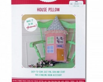 DIY Make your own Pillow Kit,  Pillow Making Kit for Kids,