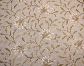 Elmley Linen Fabricut Fabric