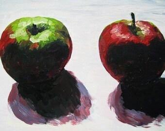 Print: Two Sweet Apples