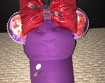 Disney Little Mermaid Hats